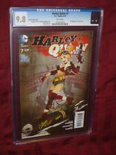 Harley Quinn #7 CGC 9.8 Bombshell/Lucia variant