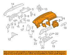 AUDI OEM 09-11 A6 Quattro-Dash 4F1857041RJ68