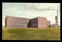 Brown Shoe Factory Brookfield MO Missouri Postcard