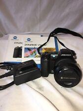 Konica Minolta Dimage A200 8.0M Konica Minolta GT Lens 7.2-50.8mm D10
