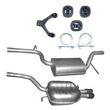 Silencer for Volkswagen Passat 1.9 TDi 1999-2005 exhaust system //3792
