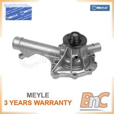 WATER PUMP MERCEDES-BENZ MEYLE OEM 1112000401 0130267600 GENUINE HEAVY DUTY