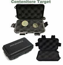 Scatolina Contenitore Porta Target, Porta Oggetti, Porta Monete  Metal Detector