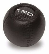 LEXUS OEM FACTORY TRD LEATHER SHIFT KNOB 2002-2005 IS300 MANUAL TRANSMISSION
