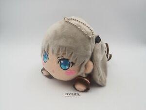 "Charlotte B2308 Nao Tomori Nesoberi SEGA Plush 6"" Stuffed Toy Doll Japan"