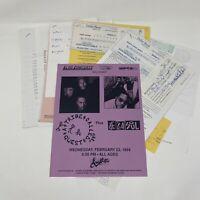 Tribe Called Quest / De La Soul Concert Contract Paper Ephemera 1994 Pittsburg