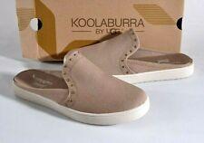 Darcee Slip-on Sneaker Women's 6 MED Koolaburra by UGG Amphora Beige Shoes NEW