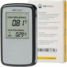 Corentium Home Radon Detector by Airthings 223 USA Version pCi/L