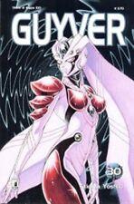 manga STAR COMICS GUYVER numero 30