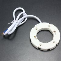 An- und Aufbaufassung für Energiesparleuchtmittel LED Sockel GX53 Lamps & CFLs
