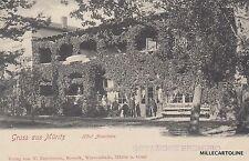 GERMANY - Müritz - Gruss aus Müritz - Hotel Anastasia - Paul Trabert Cartoline