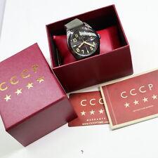 """CCCP """"Gromov"""" Automatic Herrenuhr, Glasboden - fast neuwertiger Zustand  51/51"""