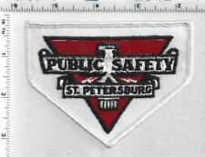 St. Petersburg Public Safety (Florida) 1st Issue Shoulder Patch - Rare