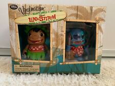 "Disney vinylmation 3"" Hawaii exclusive Lilo & Stitch set combo ala moana Rare"
