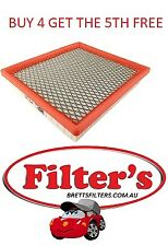 AIR FILTER FOR CHRYSLER GRAND VOYAGER 5TH GEN 4CYL 2.8L DIESEL TURBO 2008-2011
