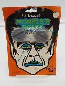 VINTAGE NOVELTY JOKE NEW OLD STOCK Halloween Monster Bolts 1970s