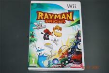 Rayman Origins Nintendo Wii UK PAL **FREE UK POSTAGE**