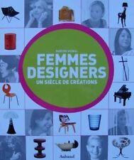 LIVRE/BOOK/BUCH: FEMMES DESIGNERS > Knoll,Eames,Day,Pergay,Ditzel,Zeisel,Kartell