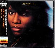 Stephanie Mills - STEPHANIE 1981 Japan CD w/OBI UICY-91327 Rare OOP MTUME