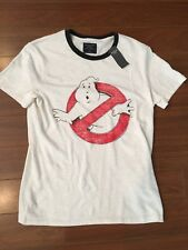 Abercrombie & Fitch Men's Retro Ringer Ghostbusters Tee In Small