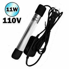 11W Uv Sterilizer Handheld Uv-C Light Lamp Disinfection Tube 11W Usps Fast Ship