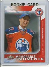 15-16 Upper Deck UD Connor McDavid National Hockey Card Day RC Bonus Card #CAN16