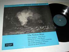 FRANZ JOSEF HAYDN The Nelson Mass ARGO NM/NM- U.K. Pressing