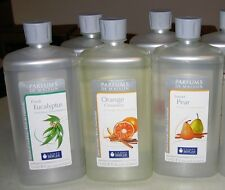 5 Liter  Bottles Lampe Berger Fragrance oil Choices and FREE Wick