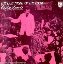 BBC SYMPHONY ORCHESTRA - The Last Night Of The Proms 1969 (UK 4 Tk 1969 LP)