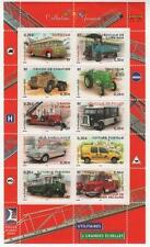 STAMP / TIMBRE FRANCE NEUF BLOC N°  63 ** VOITURES