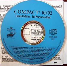 CD / GEORG DANZER / ANNE HAIGIS / TLC / BOB MARLEY / PROMO / DANTE / RARITÄT /