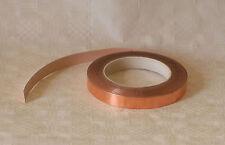 Kupferklebeband, Abschirmfolie, Anti-Schneckenband, 9 mm breit, 5 mtr. Rolle
