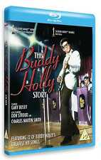 The Buddy Holly Story - Gary Busey BLU RAY NEW & SEALED
