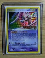 EX Deoxys - Attack Form 17/107 - Stamped Reverse Holo Foil Pokemon Card