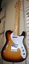 Fender '69 TELECASTER THINELINE (MADE IN MEXICO) (1998-2014) WITH HARD CASE