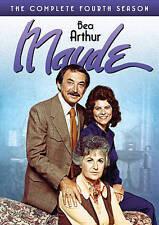 Maude: Season 4 DVD BRAND NEW BEA ARTHUR 24 EPISODES BILL MACY 3 DISC SET