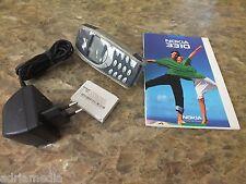 100% Original Nokia 3310 Blau Handy AUSSTELLUNGSGERÄT wie Neu Kult Phone TOP