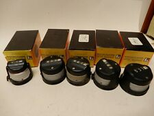 Litton Multiturn Digital Potentiometer Knobs Qty 5 Some NOS Dial