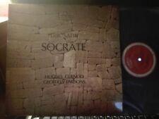 SATIE: Socrate > Cuenod Parsons / Nimbus stereo LP England NM