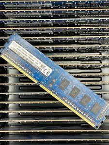HYNIX 4GB DDR3L-1600 PC3L-12800 HMT451U6BFR8A-PB 1600Mhz PC DESKTOP SPEICHER#Z4