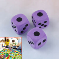 EVA foam playing dice block party toy game prize for child gtJCAUB md