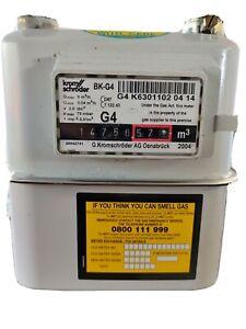 household g4 gas meter
