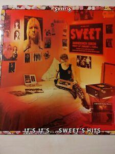 The Sweet - Sweet 16 LP - Mint -