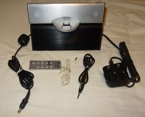 Sony Cradle Audio Amplifier, Subwoofer & Speakers. K800i / other fastport phones