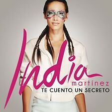 India Martínez - Te Cuento Un Secreto [New CD] Argentina - Import
