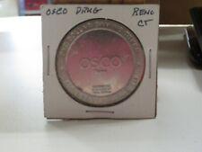Osco Stores Reno Nevada $1 Route Token
