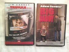 The Truman Show & Big Daddy - EXCELLENT CONDITIONS!