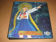 Sailor Moon Prismatic Trading Card Binder Album
