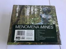Mines ~ Menomena   CD NEW SEALED 4027795500757 4027795500757