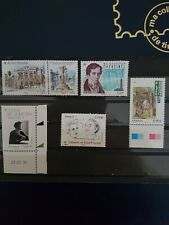 Lot 5 timbres france neufs**